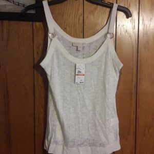 New Michael Kors Tank Top size Small